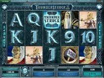 Thunderstruck II Slot Game