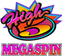 High 5 mega spin logo