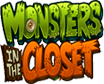 Monsters in the closet logo