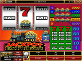 Jackpot express screenshot