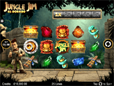 Jungle jim screenshot