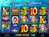 Mermaid millions screenshot