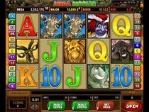 Mega Moolah Slot Game