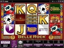 Belle Rock Slot Game