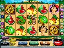 Big Kahuna Snakes & Ladders Slot Game