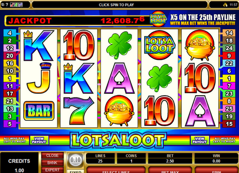 which casino slots pay best in las vegas