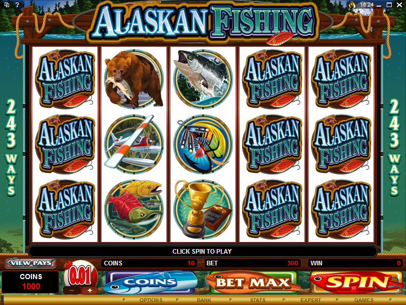 Alaskan Fishing Online Slot for Real Money - Rizk Casino