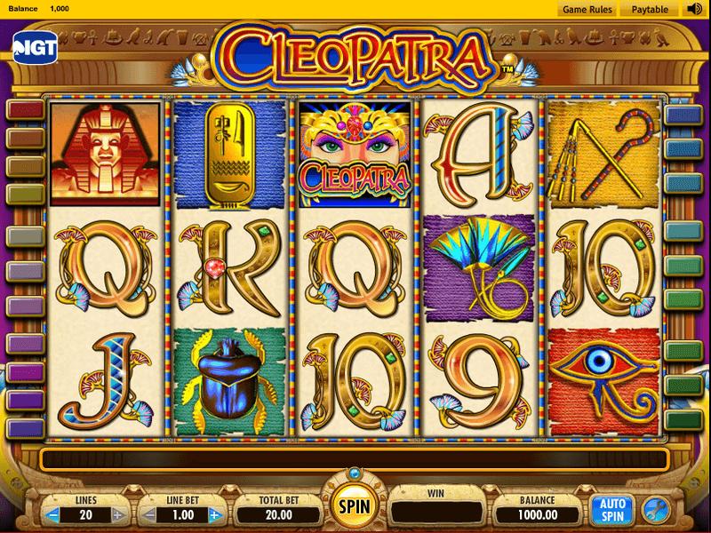 Spiele CleopatraS Coins - Video Slots Online