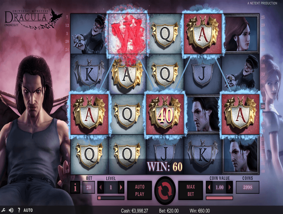 Dracula's Family Slots - Play Online & Win Real Money