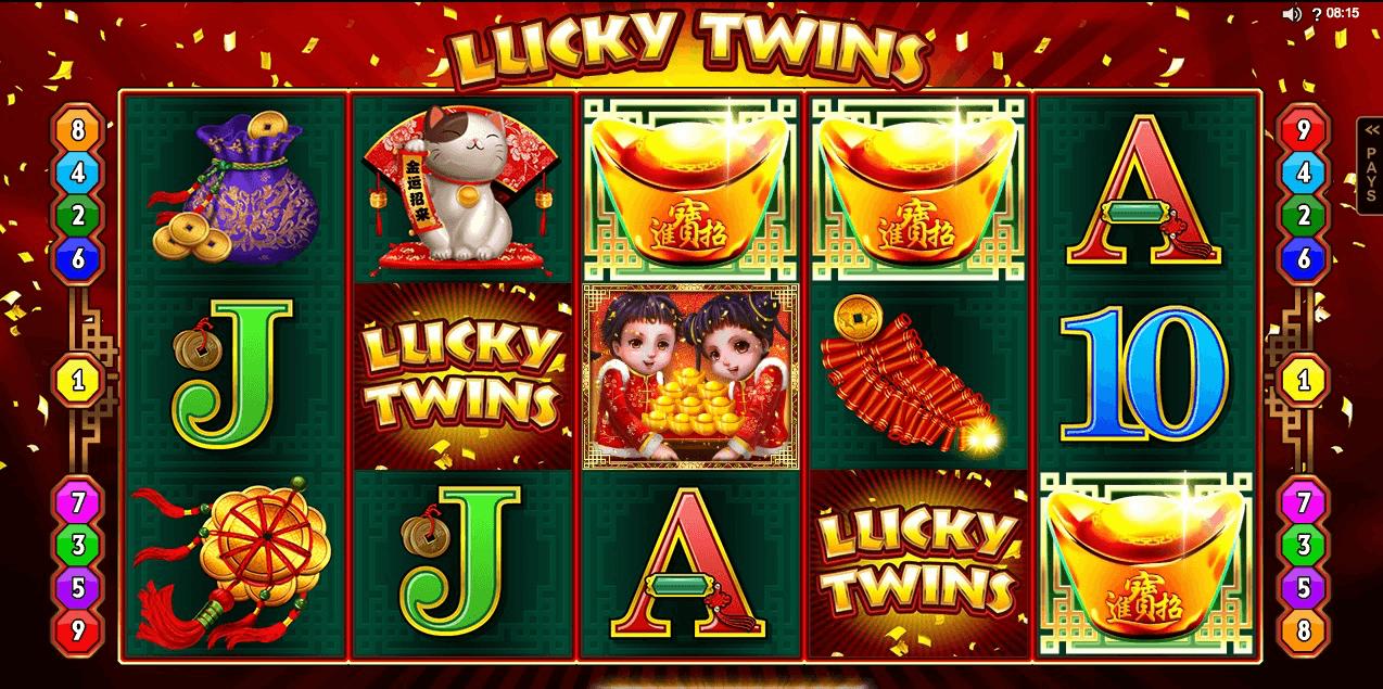 Spiele Lucky Twins - Video Slots Online