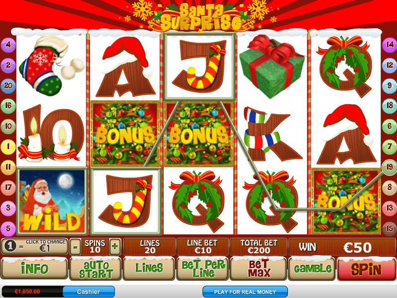 Spiele Brutal Santa - Video Slots Online