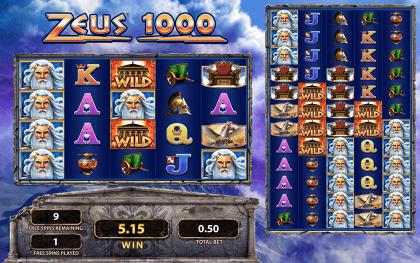 Online Slots Zeus