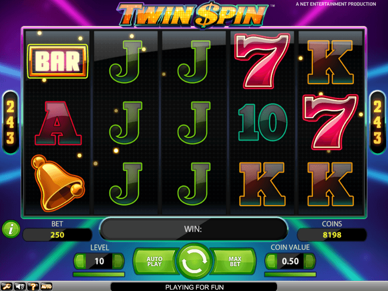 Free Spins Twin Spin