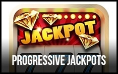 progressive jackpots in california