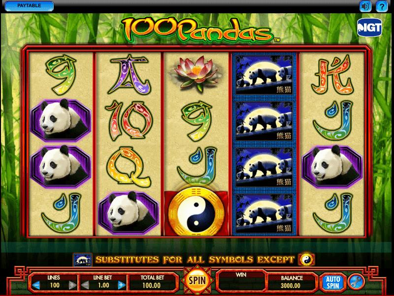 Panda Panda Slots - Play Online for Free or Real Money
