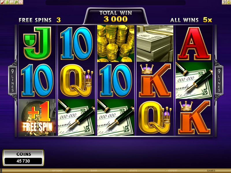 Break da Bank Slot Game – Play Online for Free or Real